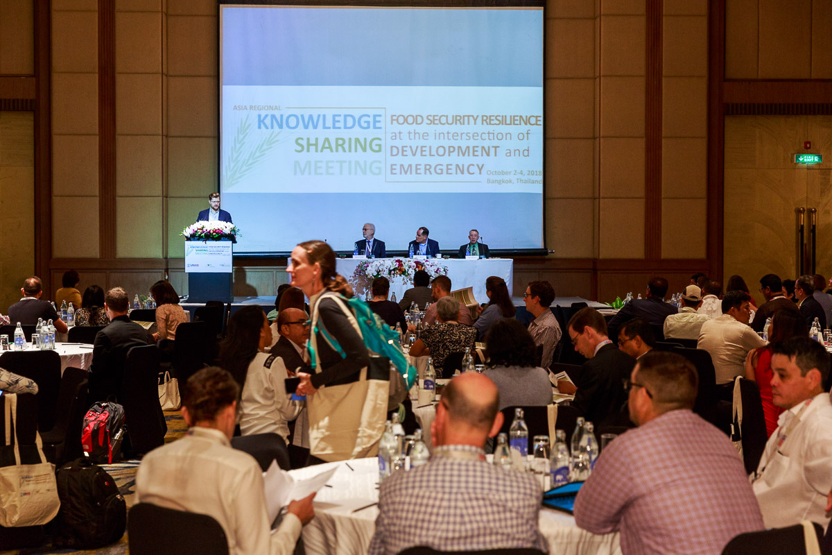 Link to photo gallery: TOPS/FSN Network Asia Regional Knowledge Sharing Meeting October 2-4, 2018 | Bangkok, Thailand