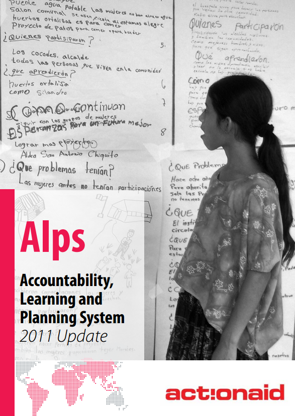 Download Resource: Accountability, Learning and Planning System
