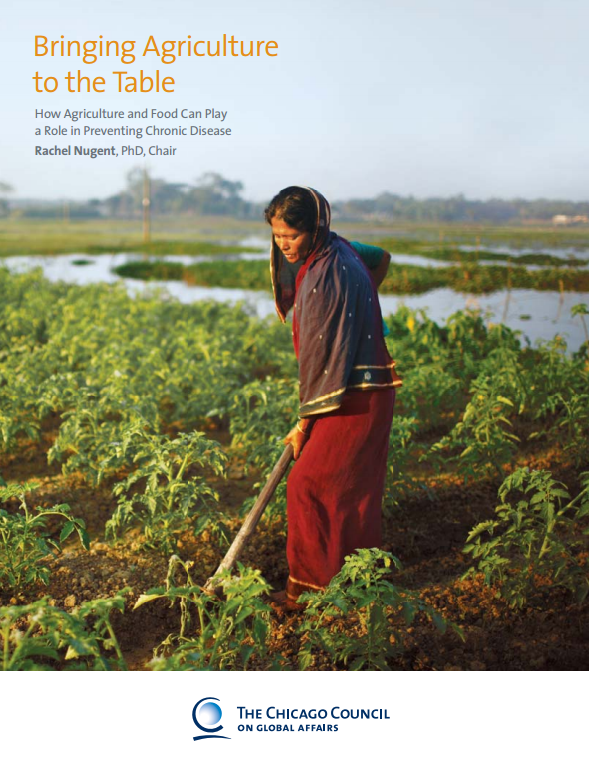 Download Resource: Bringing Agriculture to the Table How Agriculture and Food Can Play a Role in Preventing Chronic Disease