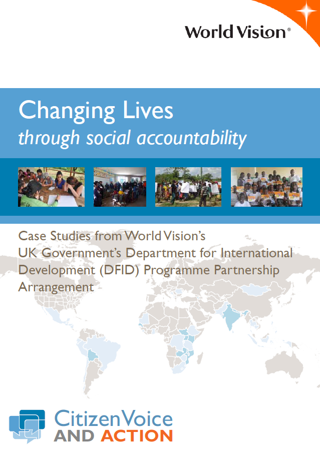 Download Resource: Changing Lives through Social Accountability