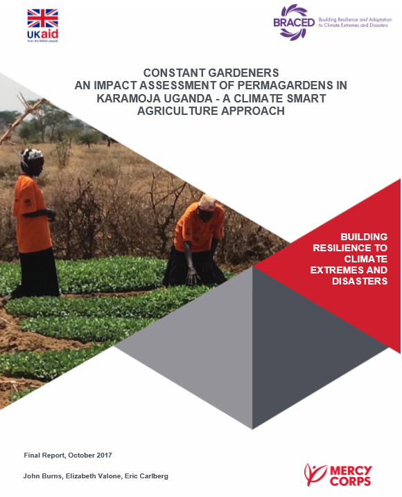 Download Resource: Constant Gardeners: An Impact Assessment of Permagardens in Karamoja, Uganda - A Climate Smart Agriculture Approach
