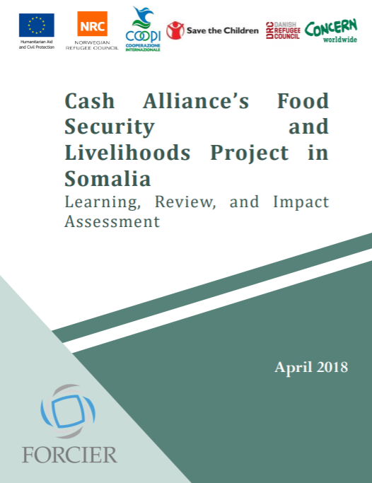 Download Resource: Cash Alliance's Food Security and Livelihoods Project in Somalia Learning, Review, and Impact Assessment