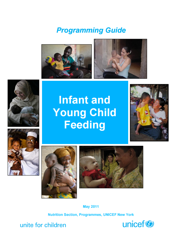 Download Resource: Infant and Young Child Feeding Programming Guide