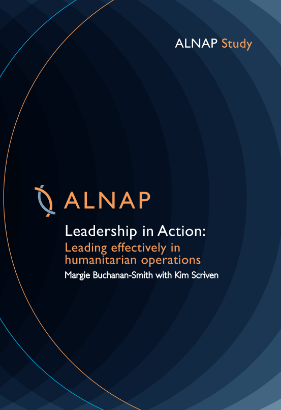 Download Resource: Leadership in Action: Leading Effectively in Humanitarian Operations