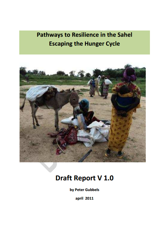 Download Resource: Pathways to Resilience in the Sahel Escaping the Hunger Cycle