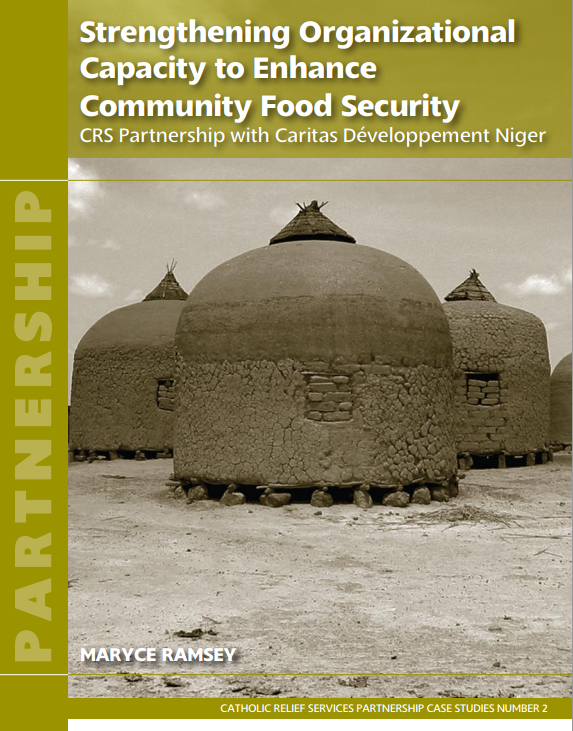 Download Resource: Strengthening Organizational Capacity to Enhance Community Food Security