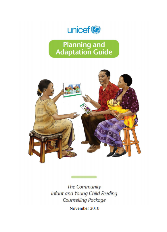 Download Resource: The Community Infant and Child Feeding Counseling Package