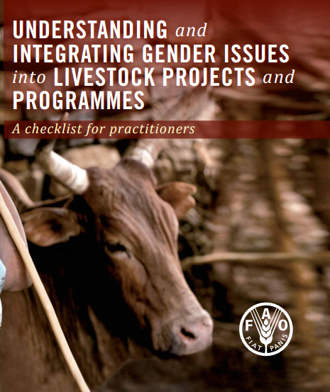 Download Resource: Understanding and Integrating Gender Issues into Livestock Projects and Programmes: A Checklist for Practioners