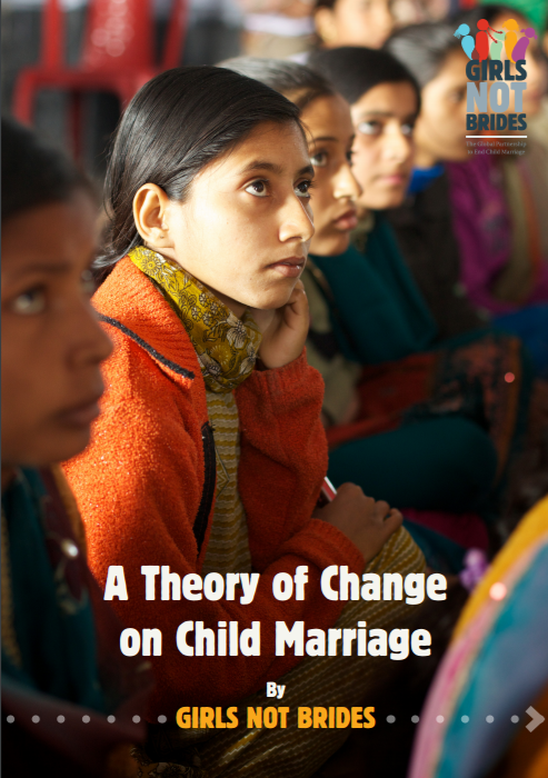 Download Resource: A Theory of Change on Child Marriage