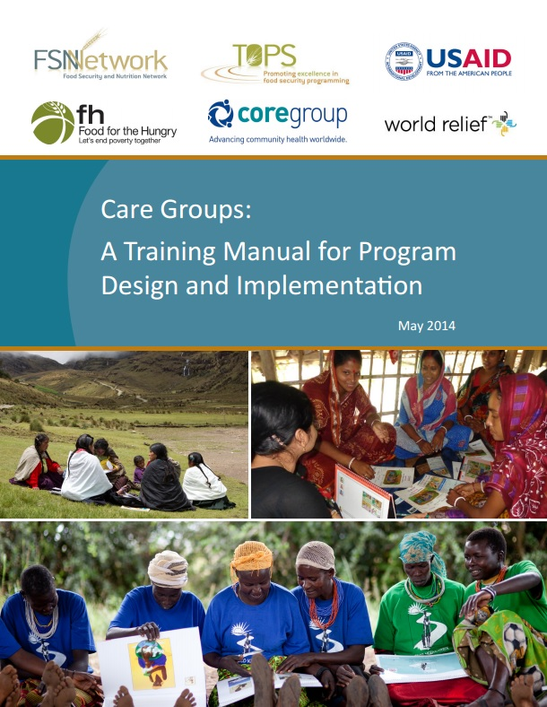Download Resource: Care Groups: A Training Manual for Program Design and Implementation