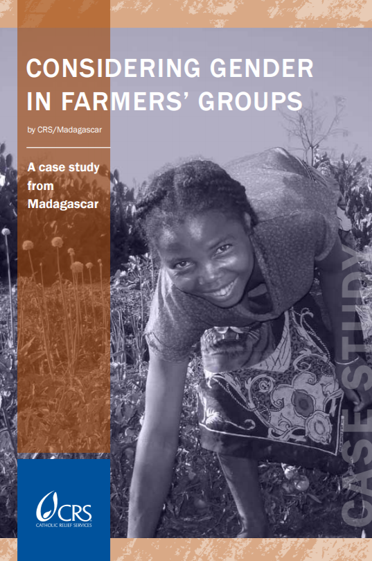 Download Resource: Considering Gender in Farmers' Groups: A Case Study from Madagascar