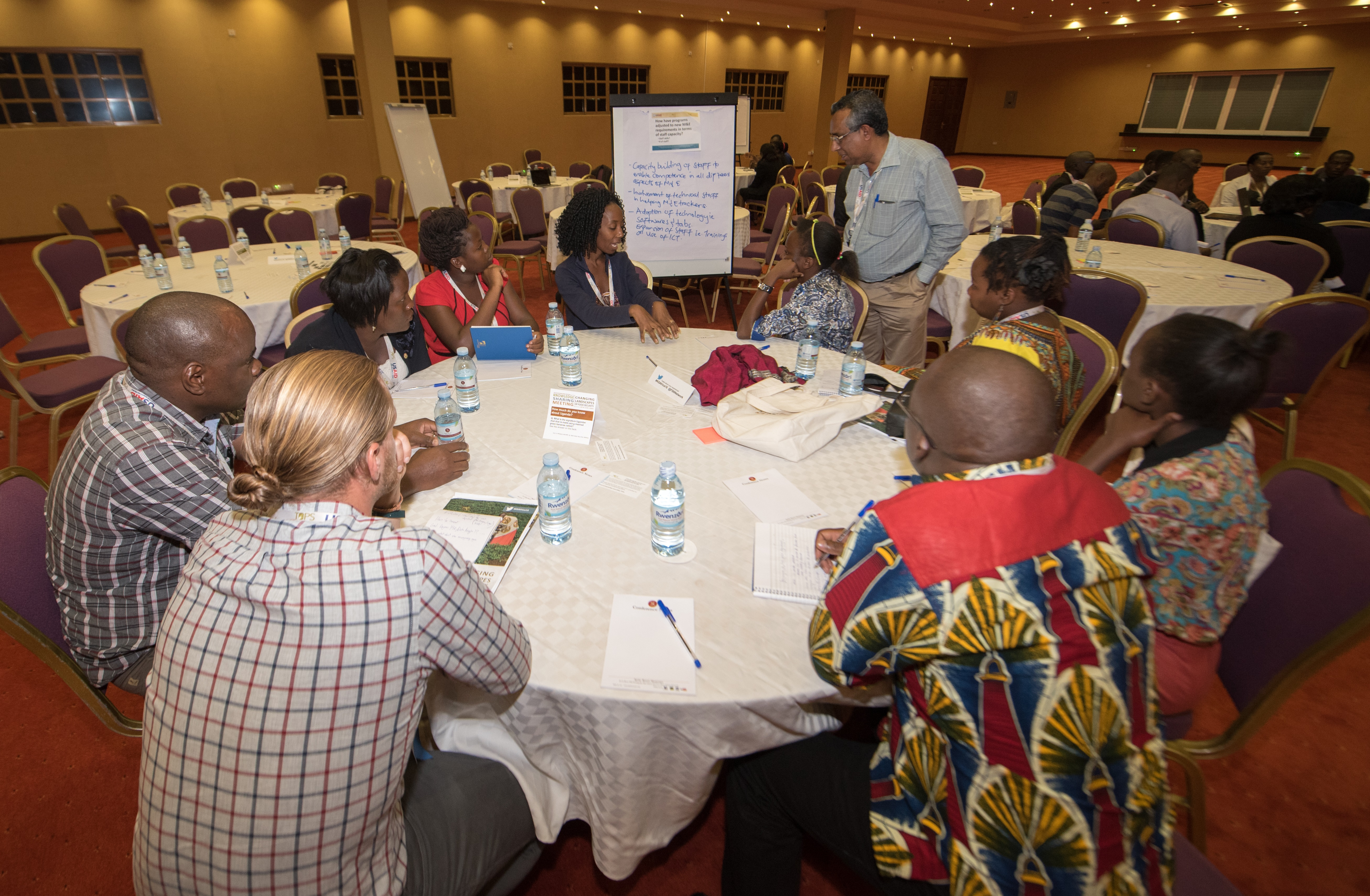 Link to photo gallery: TOPS/FSN Network Africa Regional Knowledge Sharing Meeting<br /> September 20-22, 2016 | Kampala, Uganda