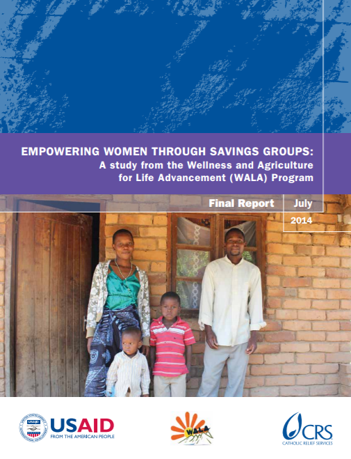 Download Resource: Empowering Women Through Savings Groups: A study from the Wellness and Agriculture for Life Advancement (WALA) Program