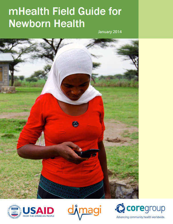Download Resource: mHealth Field Guide for Newborn Health