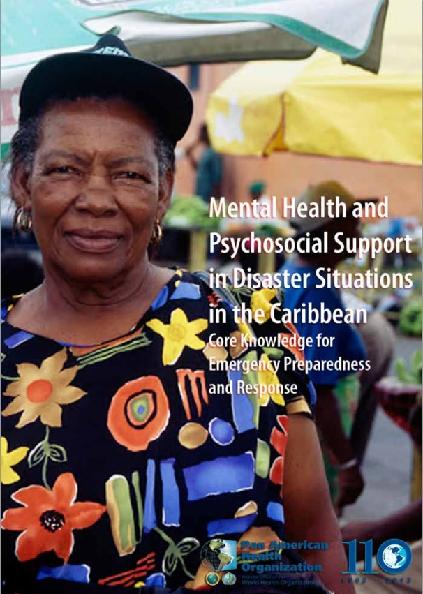 Download Resource: Mental Health and Psychosocial Support in Disaster Situations in the Caribbean