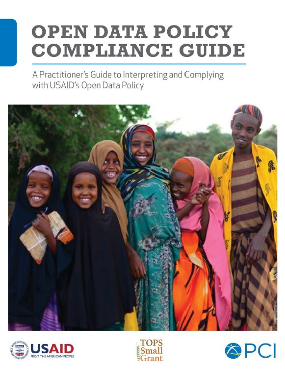 Download Resource: Open Data Policy Compliance Guide: A Practitioner's Guide to Interpreting and Complying with USAID's Open Data Policy