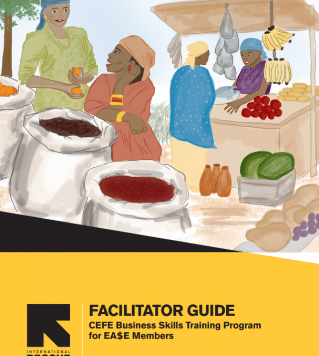 Download Resource: CEFE Business Skills Facilitator's Guide