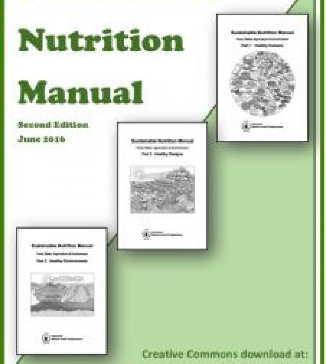 Download Resource: Sustainable Nutrition Manual: Food, Water, Agriculture & Environment (Second Edition)