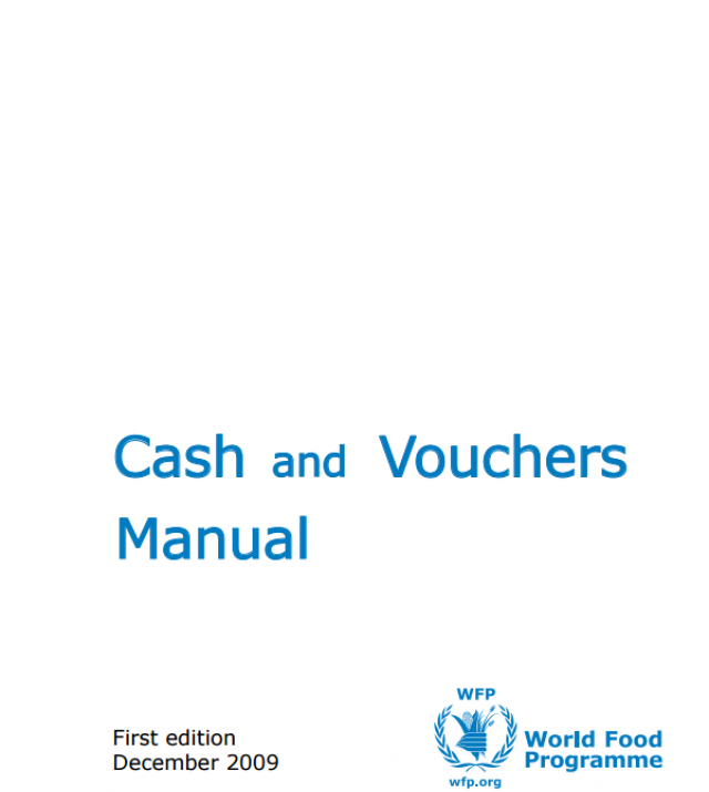 Download Resource: Cash and Vouchers Manual