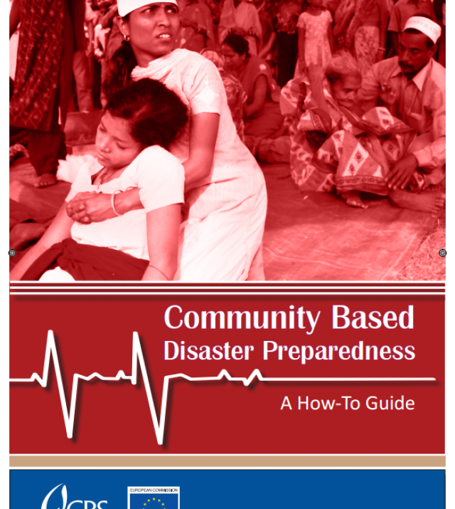 Download Resource: Community Based Disaster Preparedness: A How-To Guide