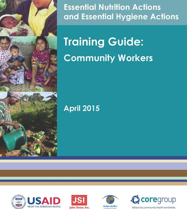 Download Resource: Essential Nutrition Actions and Essential Hygiene Actions Framework