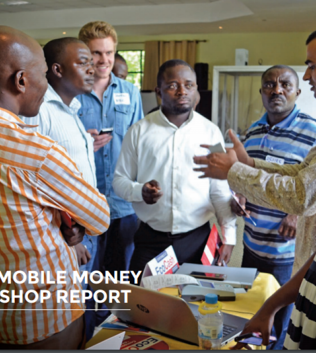 Download Resource: ELAN Mobile Money Workshop Report