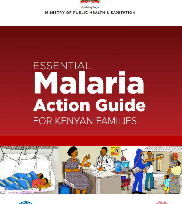 Download Resource: Essential Malaria Action Guide for Kenyan Families