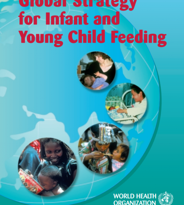 Download Resource: Global Strategy for Infant and Young Child Feeding