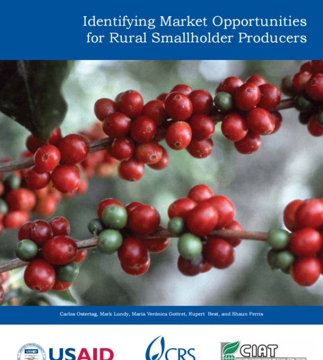 Download Resource: Identifying Market Opportunities for Rural Smallholder Producers
