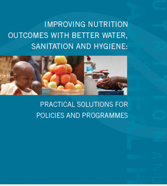Download Resource: Improving Nutrition Outcomes with Better Water, Sanitation and Hygiene: Practical Solutions for Policies and Programmes