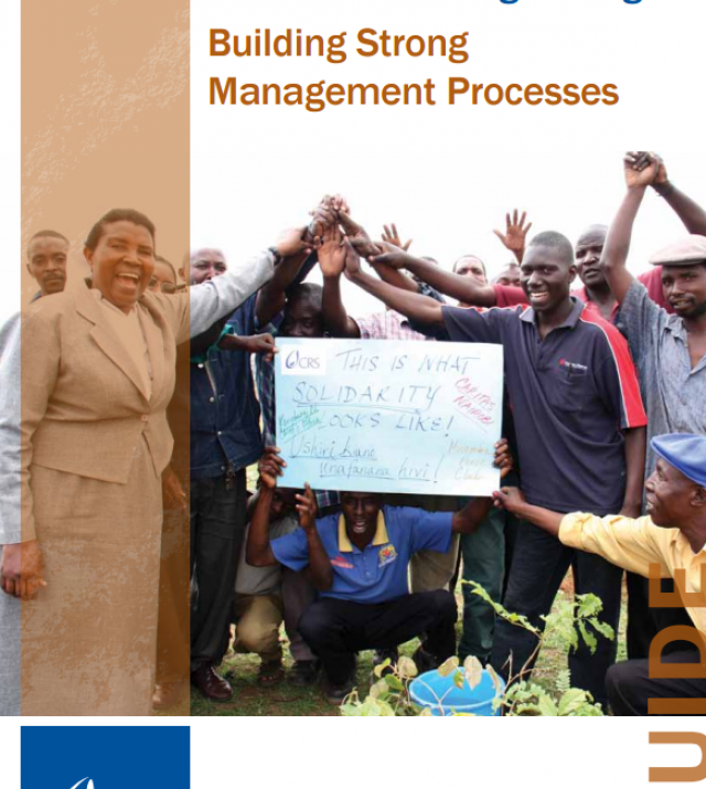 Download Resource: Institutional Strengthening Guide