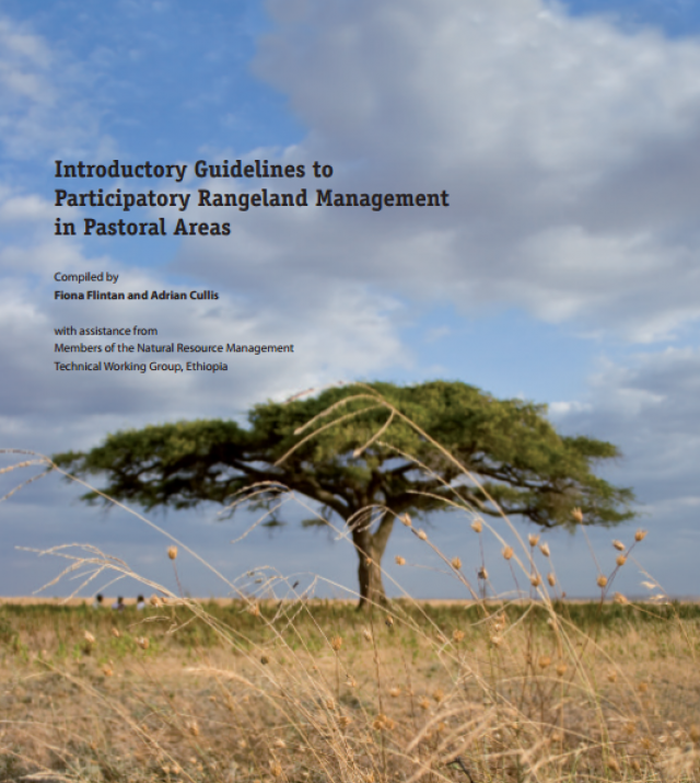 Download Resource: Introductory Guidelines to Participatory Rangeland Management in Pastoral Areas