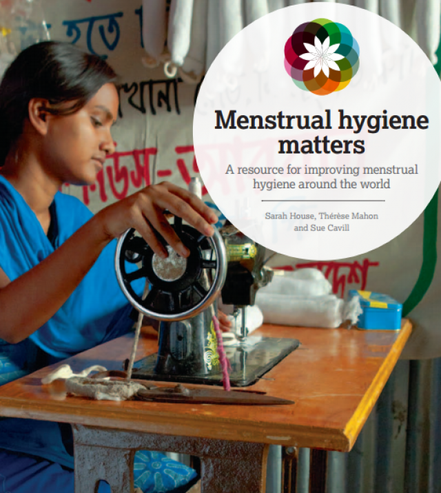Download Resource: Menstrual Hygiene Matters, A Resource for Improving Menstrual Hygiene around the World