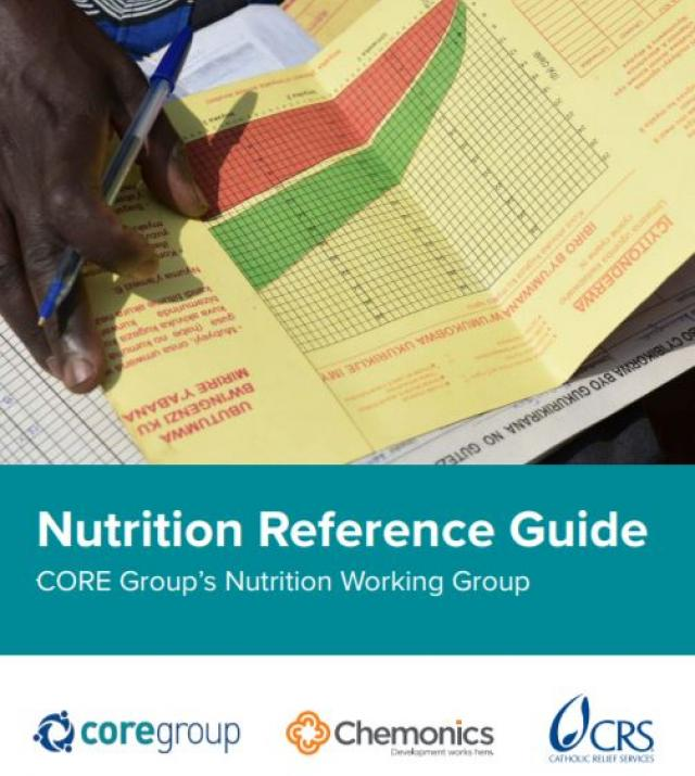 Download Resource: Nutrition Reference Guide