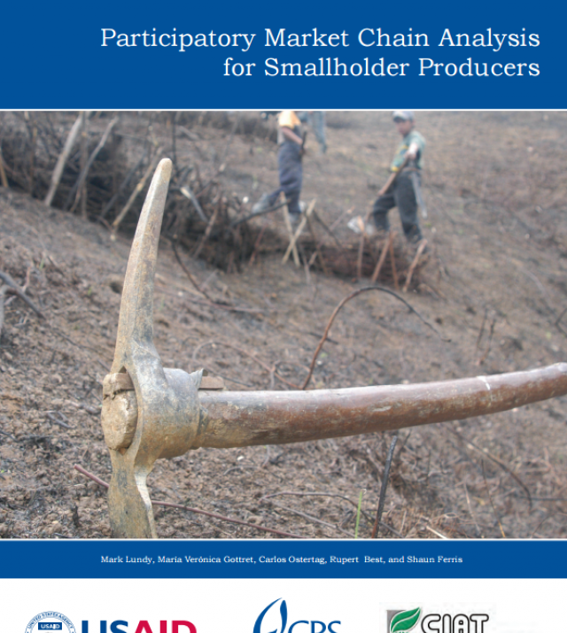 Download Resource: Participatory Market Chain Analysis for Smallholder Producers