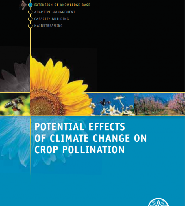 Download Resource: Potential Effects of Climate Change on Crop Pollination