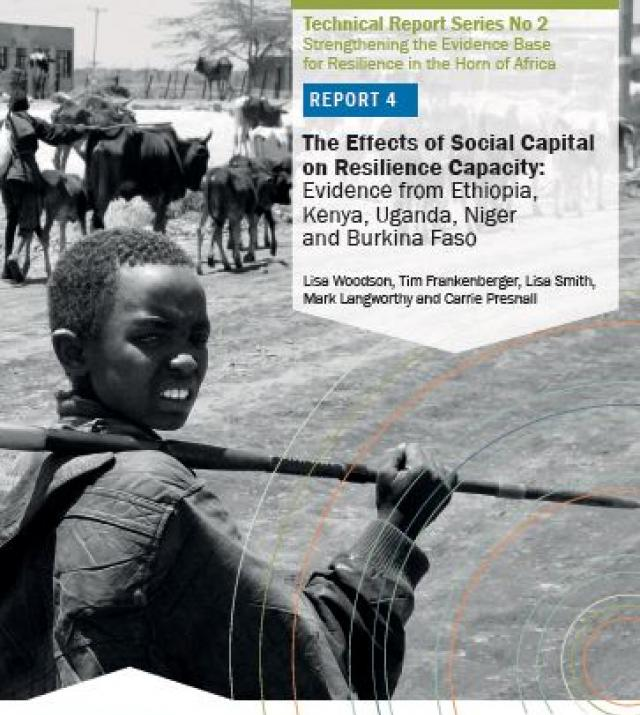 Download Resource: The Effects of Social Capital on Resilience Capacity: Evidence from Ethiopia, Kenya, Uganda, Niger and Burkina Faso