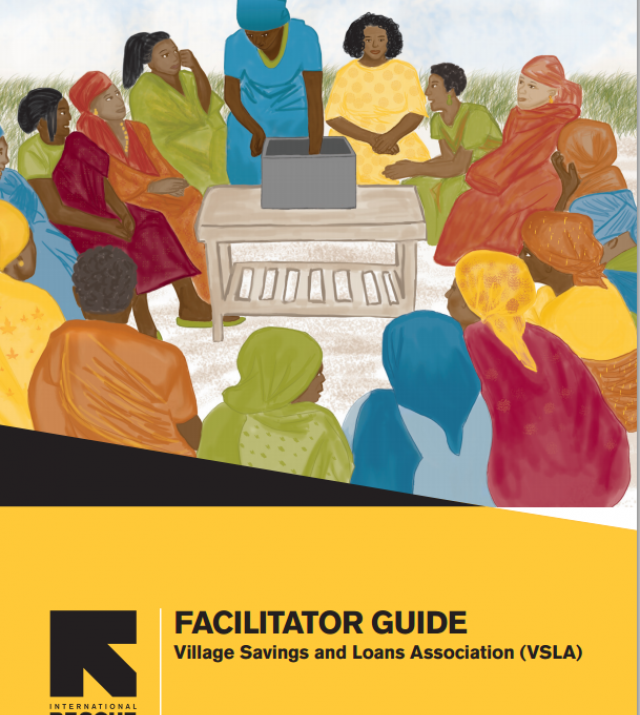 Download Resource: Village Savings and Loans Association - Facilitator's Guide