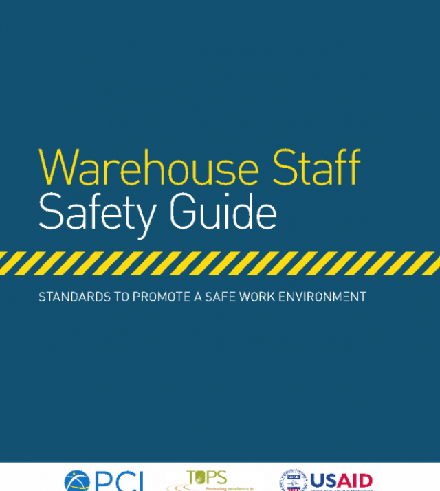 Download Resource: Warehouse Staff Safety Guide