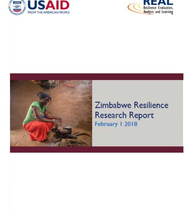 Download Resource: Zimbabwe Resilience Research Report - Final