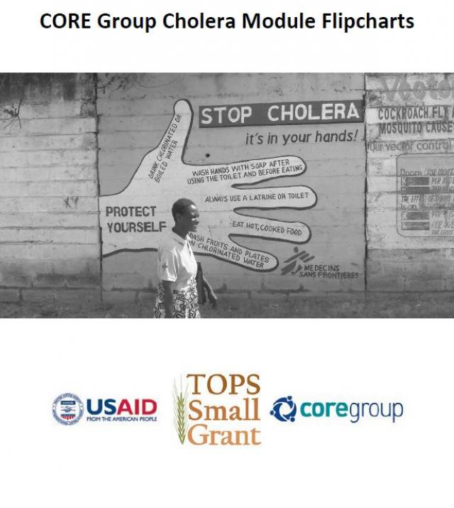 Download Resource: Emergency Toolkit for Food Security and Nutrition Protection: Cholera Disease Preparedness Community Group Module