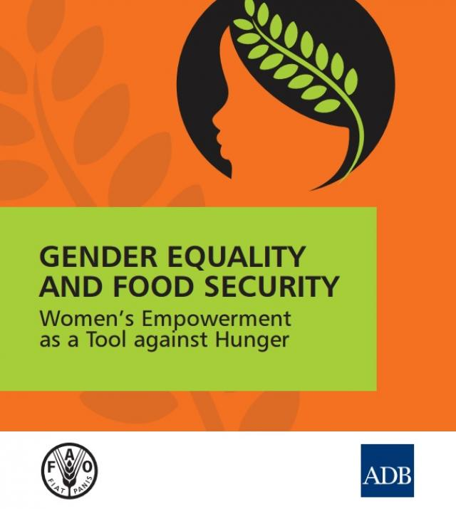Download Resource: Gender Equality and Food Security