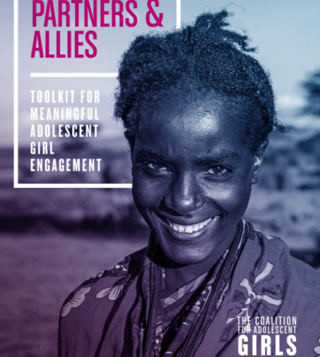 Download Resource: Partners and Allies: Toolkit for Meaningful Adolescent Girl Engagement