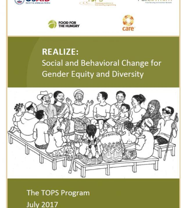 Download Resource: REALIZE: Social and Behavioral Change for Gender Equity and Diversity