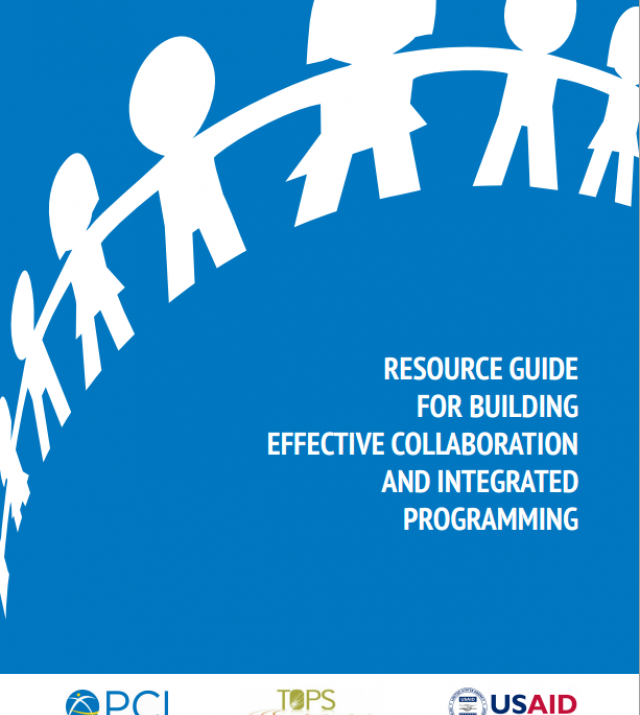 Download Resource: Resource Guide for Building Effective Collaboration and Integrated Programming
