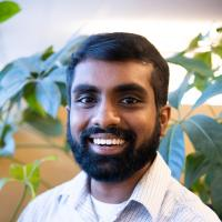 headshot of Siddarth Senthilkumaran