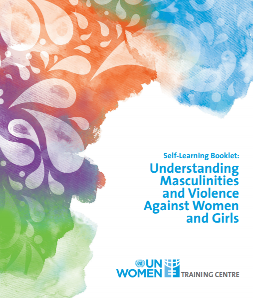 Download Resource: Self-Learning Booklet: Understanding Masculinities and Violence Against Women and Girls